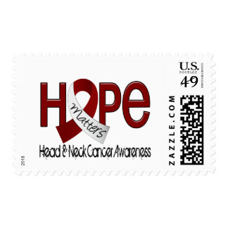 Hope Matters 2 Head And Neck Cancer Stamp