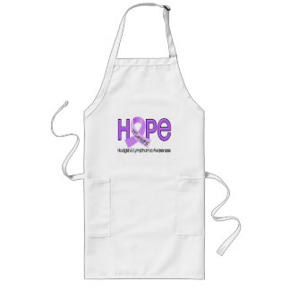 Hope Matters 2 Hodgkin's Lymphoma Long Apron