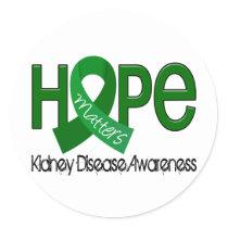 kidney disease awareness ribbon gifts