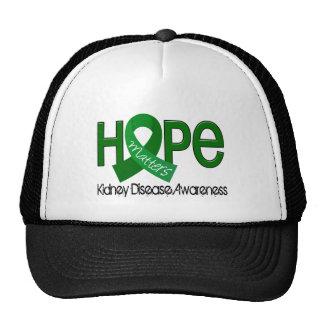 Hope Matters 2 Kidney Disease Trucker Hat