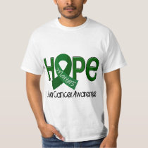 Hope Matters 2 Liver Cancer T-Shirt