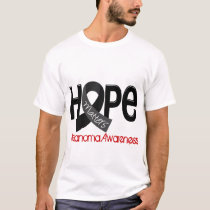 Hope Matters 2 Melanoma T-Shirt