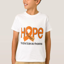 Hope Matters 2 Multiple Sclerosis MS T-Shirt