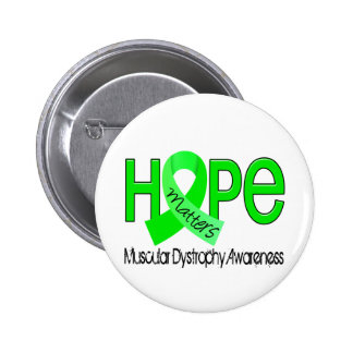 Hope Matters 2 Muscular Dystrophy 2 Inch Round Button