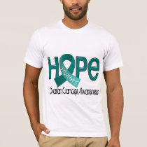 Hope Matters 2 Ovarian Cancer T-Shirt