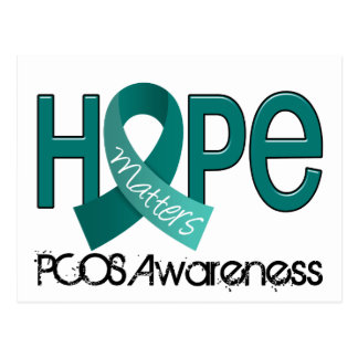 Hope Matters 2 PCOS Postcard