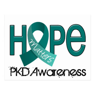 Hope Matters 2 PKD Postcard