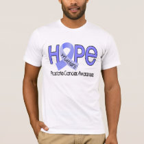 Hope Matters 2 Prostate Cancer T-Shirt