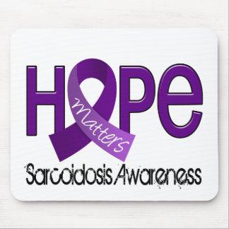 Hope Matters 2 Sarcoidosis Mouse Pad