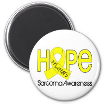 Hope Matters 2 Sarcoma Magnet