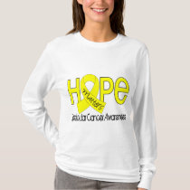 Hope Matters 2 Testicular Cancer T-Shirt