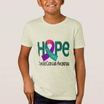 Hope Matters 2 Thyroid Cancer T-Shirt
