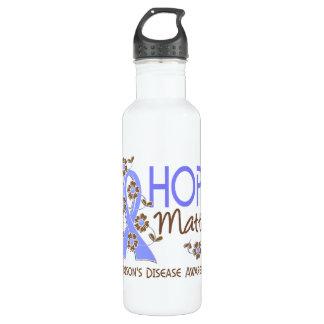 Hope Matters 3 Addison's Disease Water Bottle