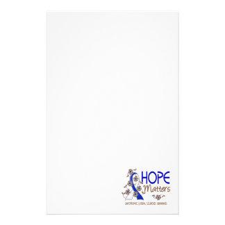 Hope Matters 3 ALS Custom Stationery