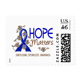 Hope Matters 3 Ankylosing Spondylitis Stamp