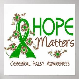Hope Matters 3 Cerebral Palsy Print
