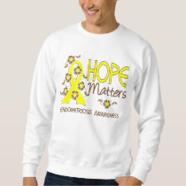 Hope Matters 3 Endometriosis Sweatshirt