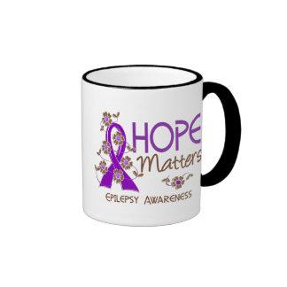Hope Matters 3 Epilepsy Ringer Mug