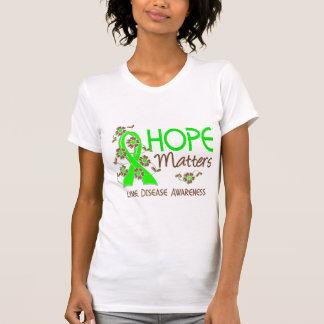 Hope Matters 3 Lyme Disease T-Shirt