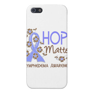 Hope Matters 3 Lymphedema iPhone SE/5/5s Case