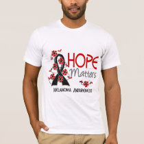 Hope Matters 3 Melanoma T-Shirt