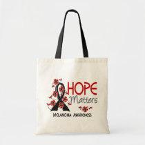 Hope Matters 3 Melanoma Tote Bag