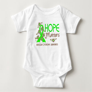 Hope Matters 3 Muscular Dystrophy T-shirts