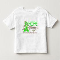 Hope Matters 3 Non-Hodgkin's Lymphoma Toddler T-shirt