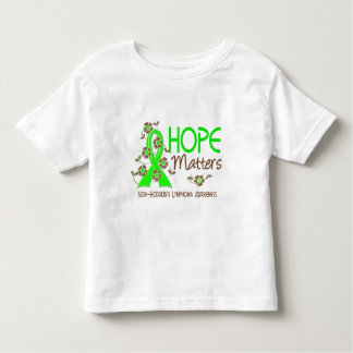Hope Matters 3 Non-Hodgkin's Lymphoma Toddler T-shirt