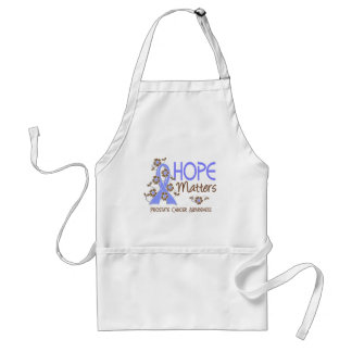 Hope Matters 3 Prostate Cancer Adult Apron