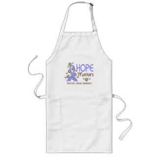 Hope Matters 3 Prostate Cancer Long Apron