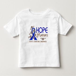 Hope Matters 3 Reye's Syndrome Toddler T-shirt