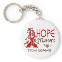 Hope Matters 3 Stroke Keychain