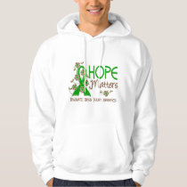 Hope Matters 3 Traumatic Brain Injury TBI Hoodie
