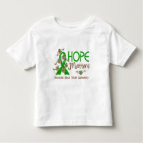 Hope Matters 3 Traumatic Brain Injury TBI Toddler T-shirt