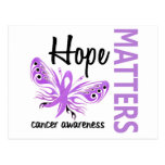 Hope Matters Butterfly Cancer Post Cards