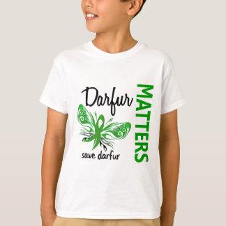 Hope Matters Butterfly Darfur T-Shirt