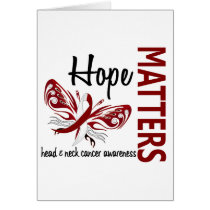 Hope Matters Butterfly Head And Neck Cancer