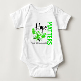Hope Matters Butterfly Muscular Dystrophy T Shirt