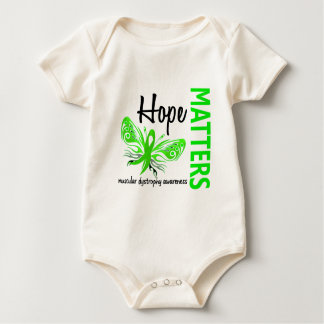 Hope Matters Butterfly Muscular Dystrophy Rompers
