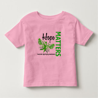 Hope Matters Butterfly Muscular Dystrophy T-shirts