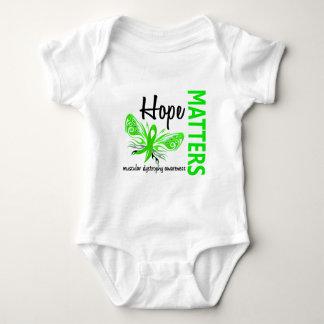 Hope Matters Butterfly Muscular Dystrophy Tshirt