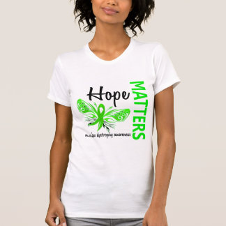 Hope Matters Butterfly Muscular Dystrophy Shirt