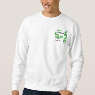 Hope Matters Butterfly Organ Donation Sweatshirt