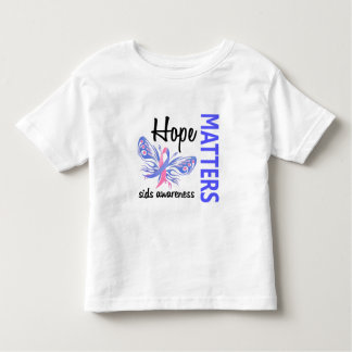 Hope Matters Butterfly SIDS Tshirt