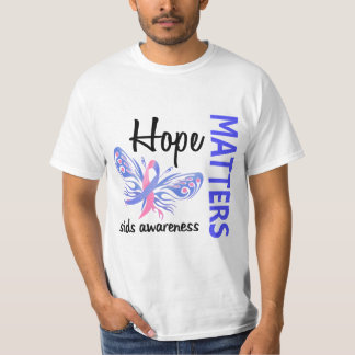 Hope Matters Butterfly SIDS Tshirts