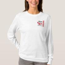 Hope Matters Butterfly Stroke T-Shirt