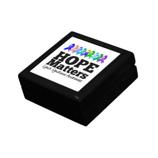 Hope Matters Lynch Syndrome Awareness Gift Box