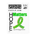 Hope Matters Traumatic Spinal Cord Injury Stamps