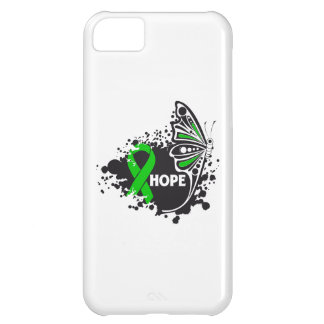 Hope Mental Health Butterfly iPhone 5C Cases